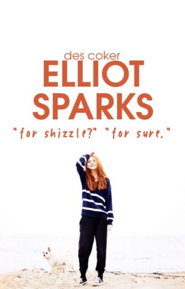Elliot Sparks (NaNoWriMo 2014) by Optimusly