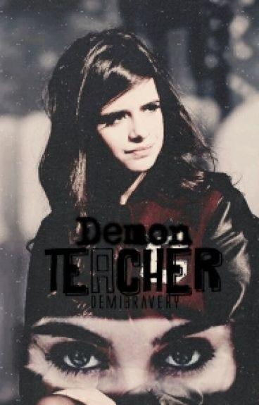 Demon teacher (camren AU!LaurenTeacher)