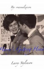 'Harry's Getting Head' (Larry Stylinson SMUT one-shot) by rowenalexicon