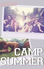 Camp Summer by micaelachevi