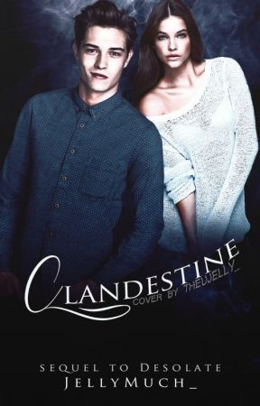 Clandestine by JellyMuch_