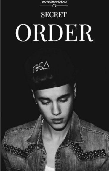 Secret Order // j.b ✅