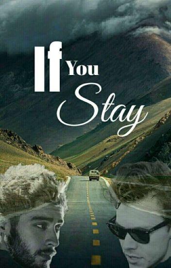 If You Stay » Zarry KidFic ✅