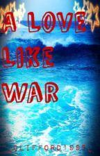 A Love Like War (Lashton Mpreg/ AU) by _Clifford1995_