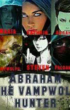 Abraham The Vampwolf Hunter by jaketaylet