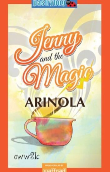 Jenny and the Magic Arinola (Published Under LIB)