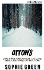 arrows by --sopheee