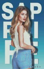 sapphire ➽ [captain america] by meemeestan