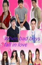 When Bad Boys Fall in Love by Vinzkie