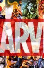 Marvel imagines by Ahsoka_Tano-