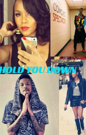 Hold You Down (August Alsina) by MrsAugustAlsina143