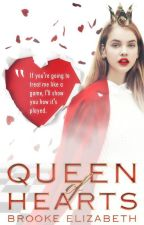 Queen of Hearts by toxicspirit