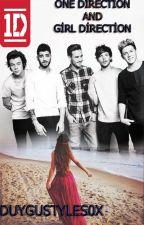 ★One Direction  And Girl Direction ★♥(ASKIYA ALINDI) by DuyguStyles0x