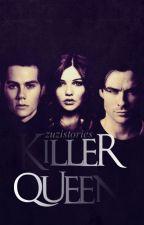 KILLER QUEEN [CZ] by zuzistories