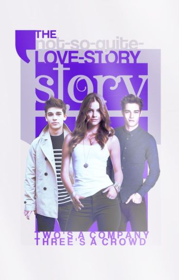The Not-So-Quite-Love-Story Story