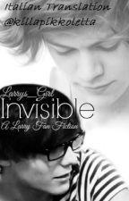 Invisible [Italian Translation] by killapikkoletta