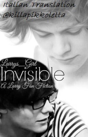 Invisible [Italian Translation]