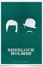 Sherlock Holmes by cupofteasherlock