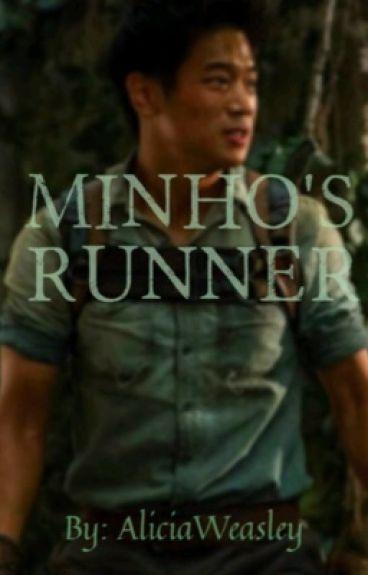 Minho's Runner- book1 The Maze Runner