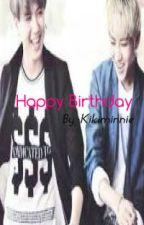 Happy Birthday (YugBam) by Kikiminnie