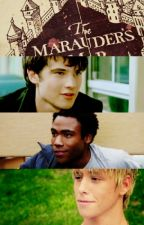 James Sirius Potter and The Marauders' Map by Chelsea_Leigh15