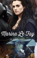 Marina Le Fay //Merlin// by 1000p1nklizards