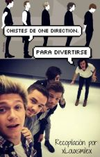 Chistes de One Direction by louisperfx