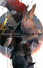 Black as Snow - White as Pitch by CrossHatch