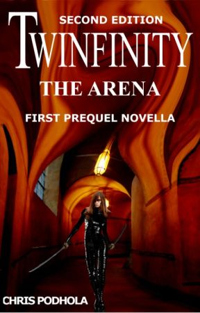 Twinfinity: The Arena by Christopher_Robert