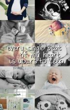 Every Single Beat Of My Heart Is Yours To Keep. by jonastylinson