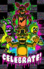 FNaF X Reader by LostHeartWasTaken