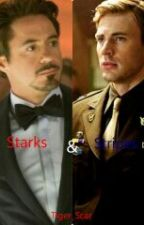 Starks and Stripes (Stony One shots) by Tiger_Scar