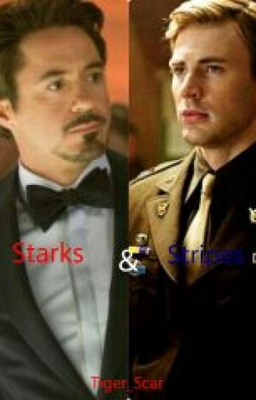 Starks and Stripes (Stony One shots)