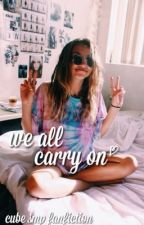 We All Carry On // Cube SMP Fanfiction by stfupxige