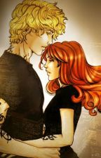 JACE Y CLARY by lalisdanis123
