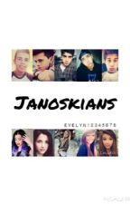 The Janoskians + 5 by KaitlynAngelikaP