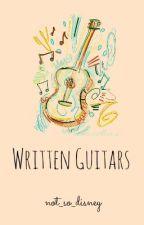 Written Guitars by not_so_disney