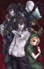 creepypasta x reader one shots by I-am-weird-trash