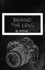 Behind the Lens // hiatus by harlenaaf