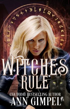 Witch's Rule by AnnGimpel