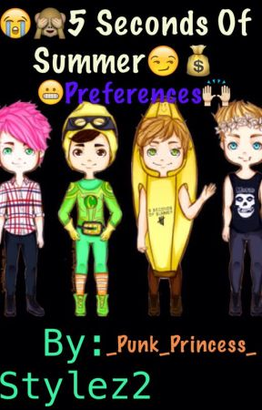 \\5SOS preferences// by Asanda_Mahlangu