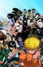 Alles über die charaktern von Naruto by zahristi