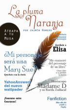 Revista La Pluma Naranja by Cyn-Jaz