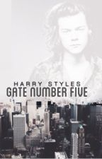 Gate Number Five ||Harry Styles|| by namelessshaley
