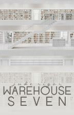 Warehouse Seven [NANOWRIMO 2014] by rigor_samsa