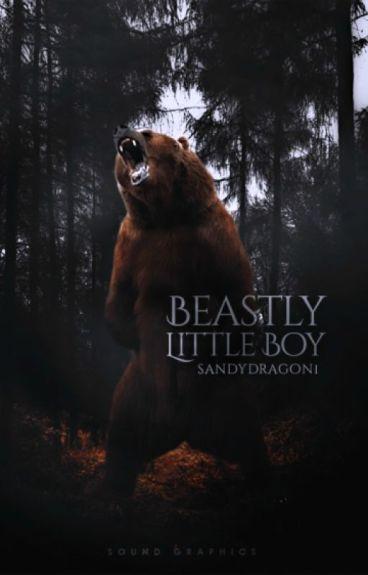 Beastly Little Boy by sandydragon1