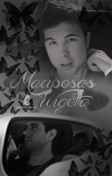 Mariposas -Wigetta