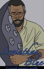 Leviathan Blue by Goo-Bird