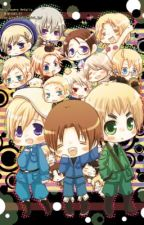 Hetalia X Reader Oneshots by theladyinblood