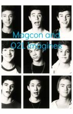 Magcon and O2L Imagines by O2LSlut12223